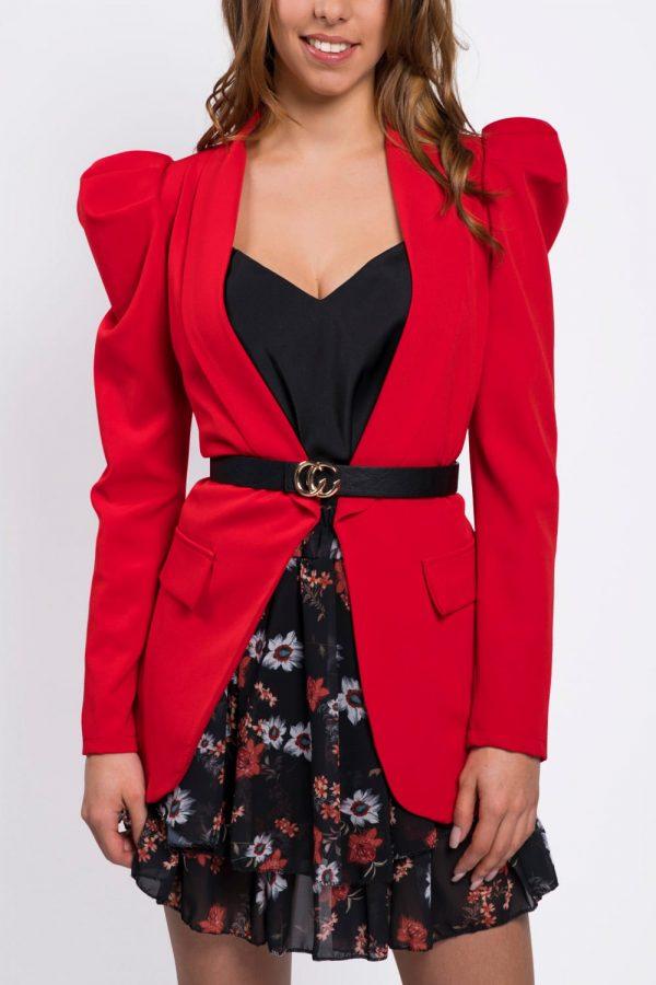 blazer-rouge-pour-femme-avec-ceinture