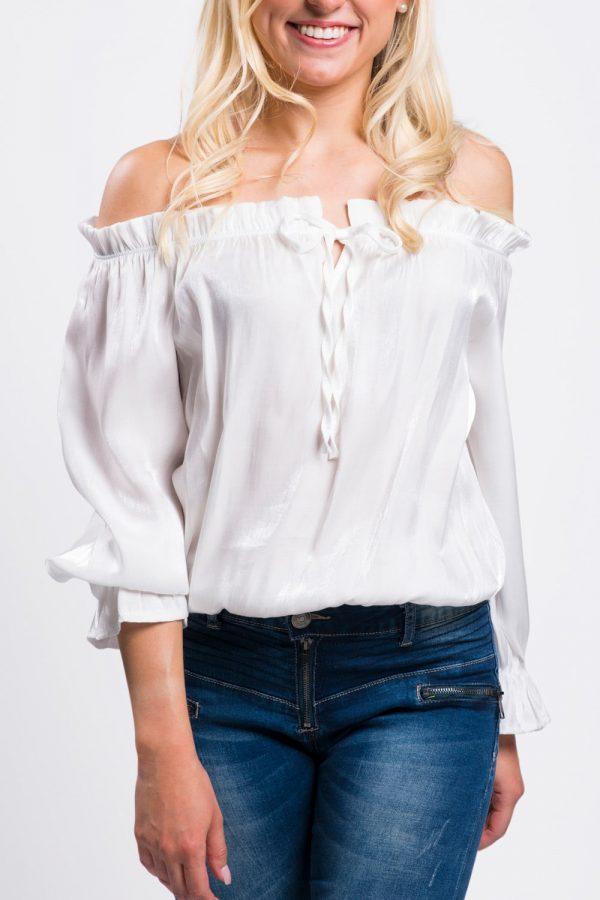 blouse-haut-nacrée-blanche-femme