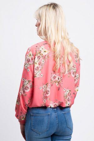 blouse-top-haut-femme-corail