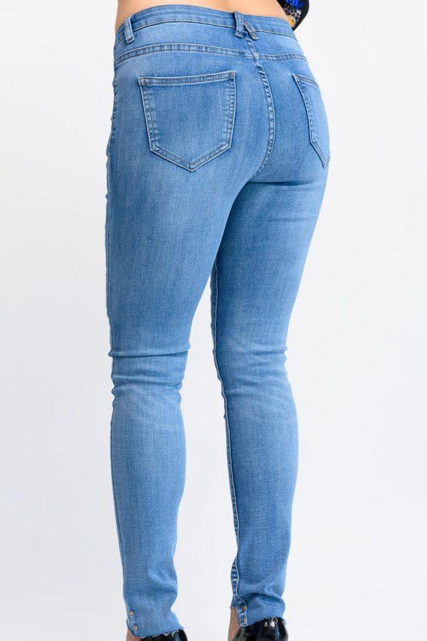 jeans troué femme