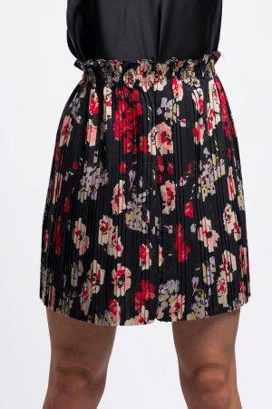 jupe-fleurie-noir