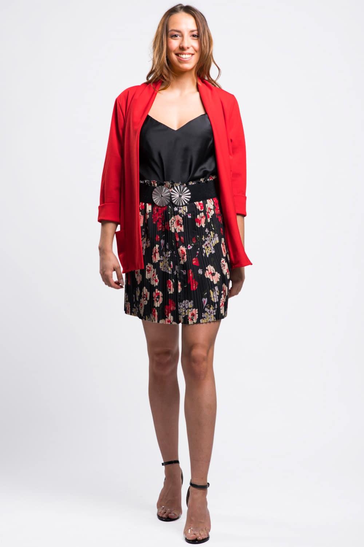 jupe-plissée-fleurie-boutique-vêtement