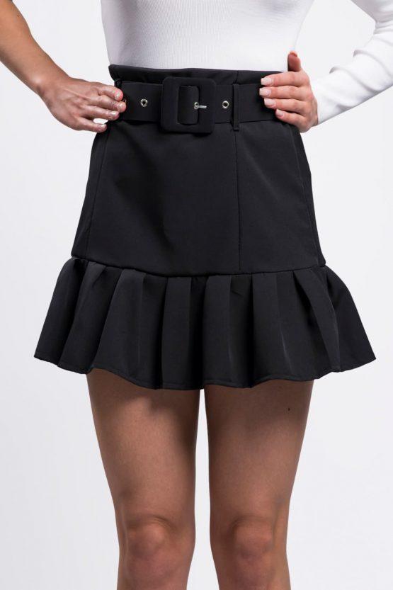 jupe-volant-noir