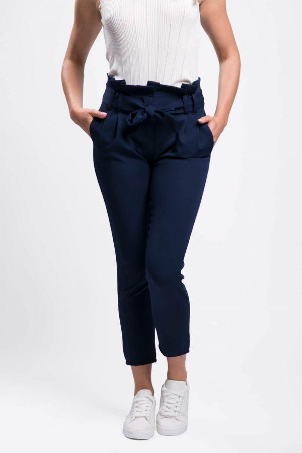 pantalon-habillé-femme-taille-haute