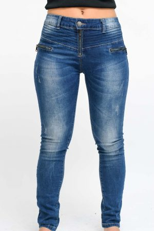 pantalon jean femme