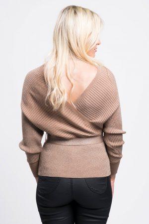 pull-brun-irisée-boutique-femme-vêtement