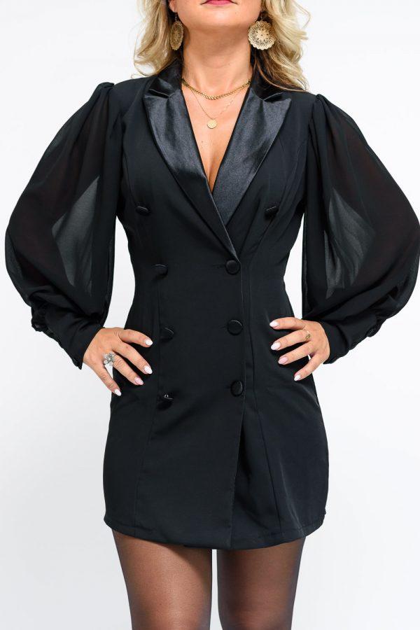robe femme noire