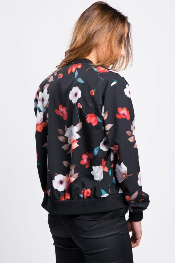 veste-bomber-noir-fleuri-femme