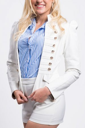 veste-femme-similicuir-blanche