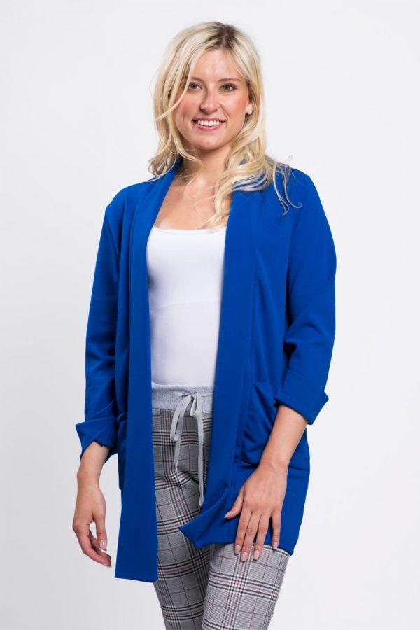 vester-blazer-bleu-femme-pas-cher