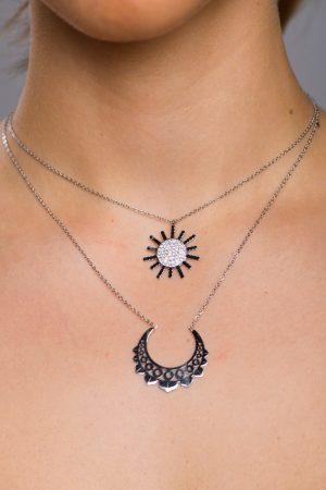 bijoux collier femme