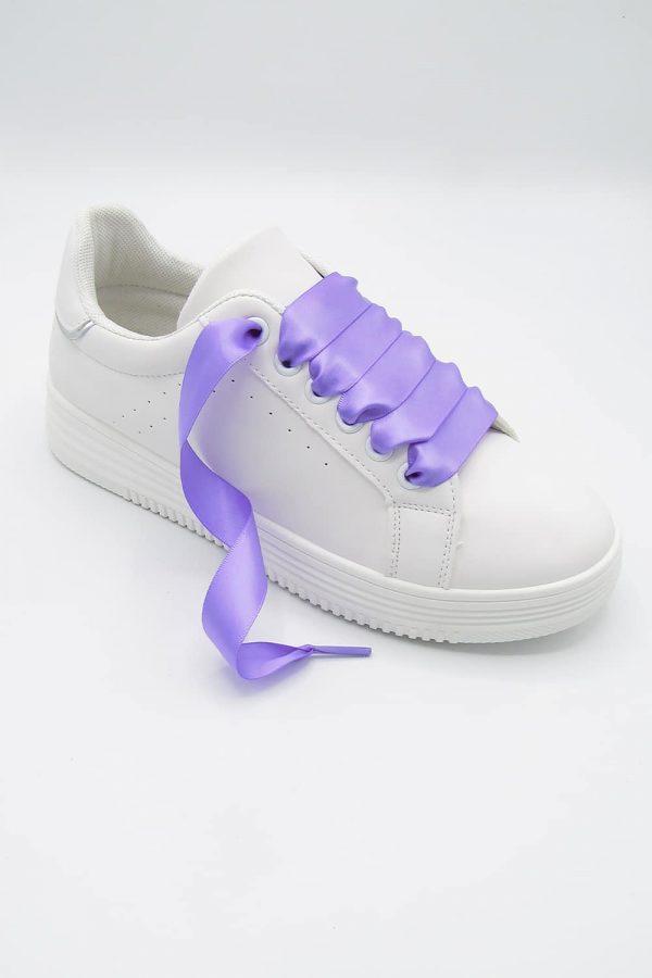sneakers-lacet-violet