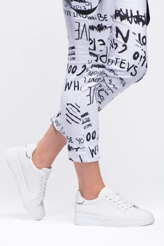 sneakers blanche