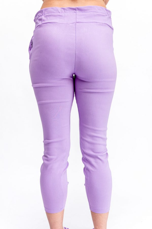 pantalon pastel femme