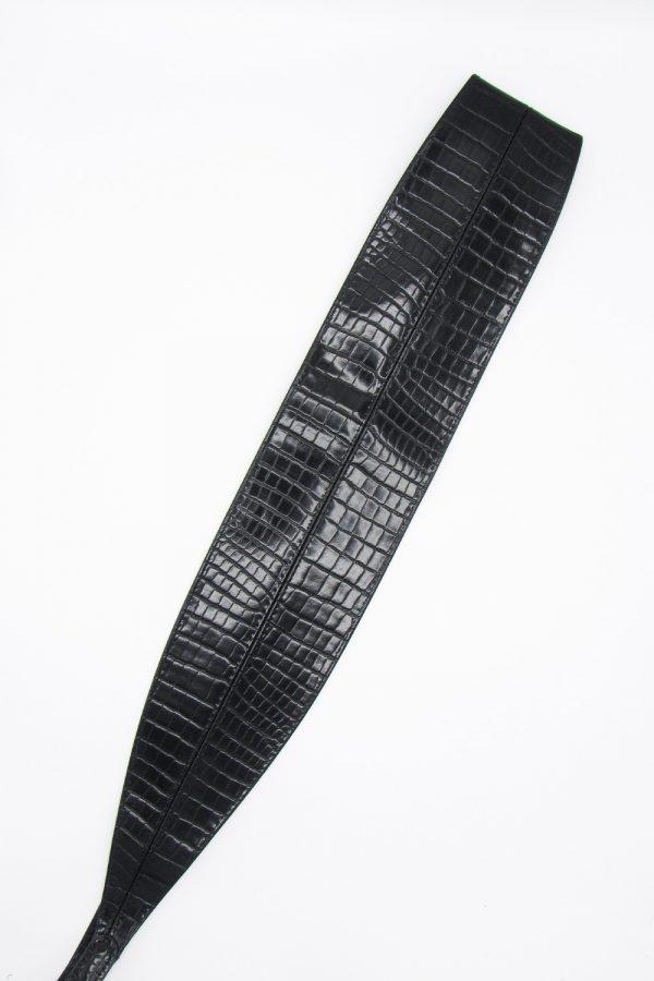 ceinture croco