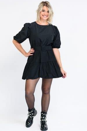 robe noire chic