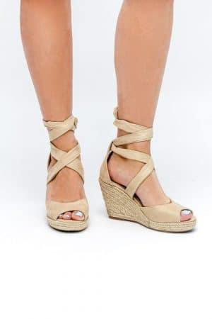 talon-chaussure-beige-femme