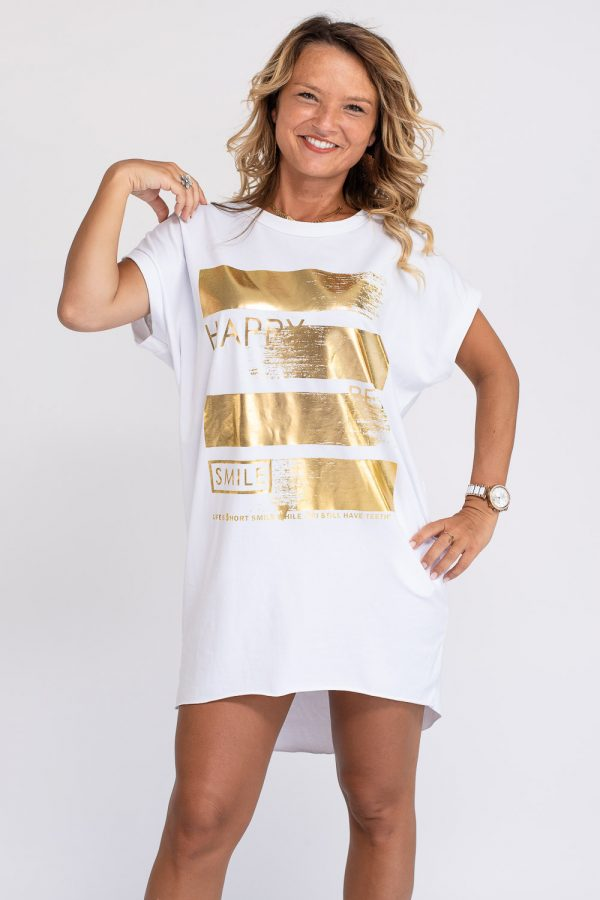 robe tee shirt femme