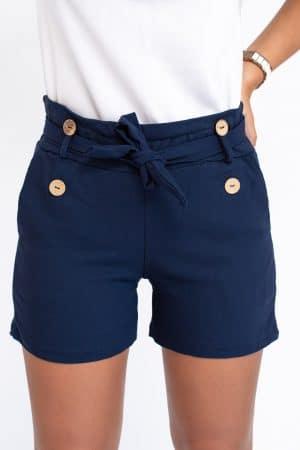 short femme taille haute