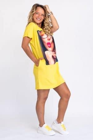 tunique robe femme
