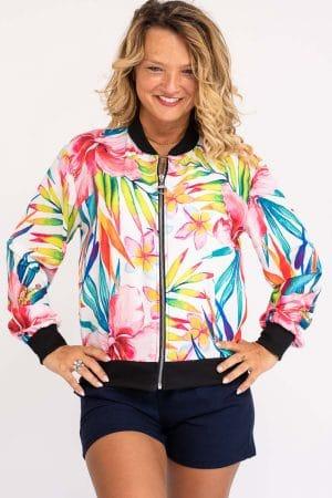 veste coloré femme