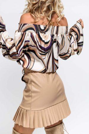 jupe courte tendence