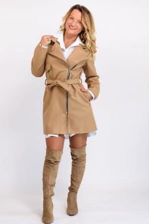 manteau chic femme hiver