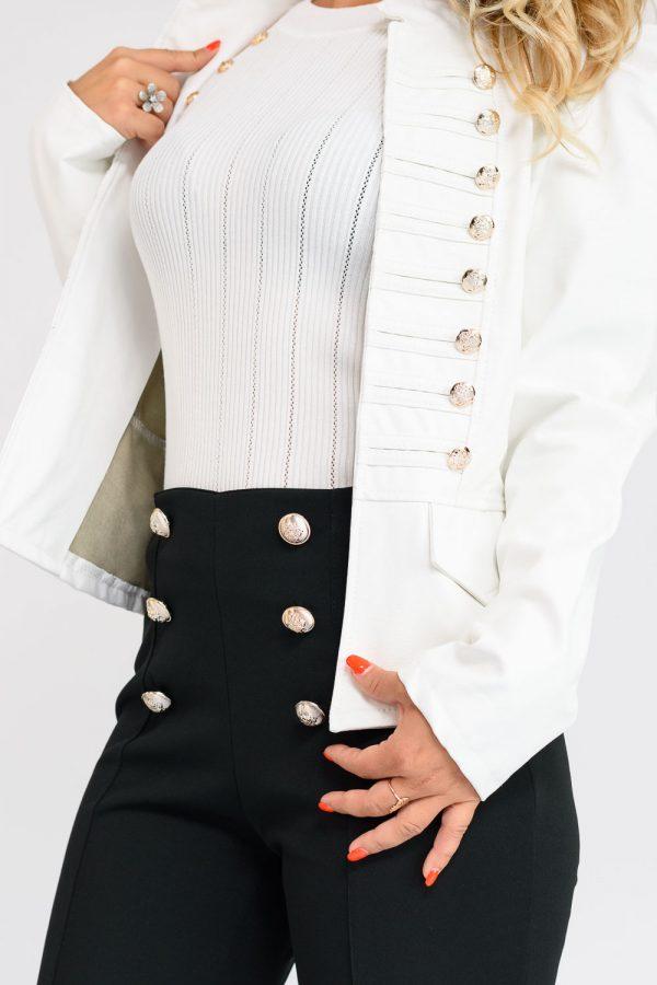 pantalon marin noir