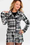 veste courte femme