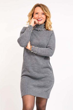 robe pull hiver femme