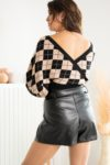 pull automne femme